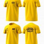 Training Jersey gelb