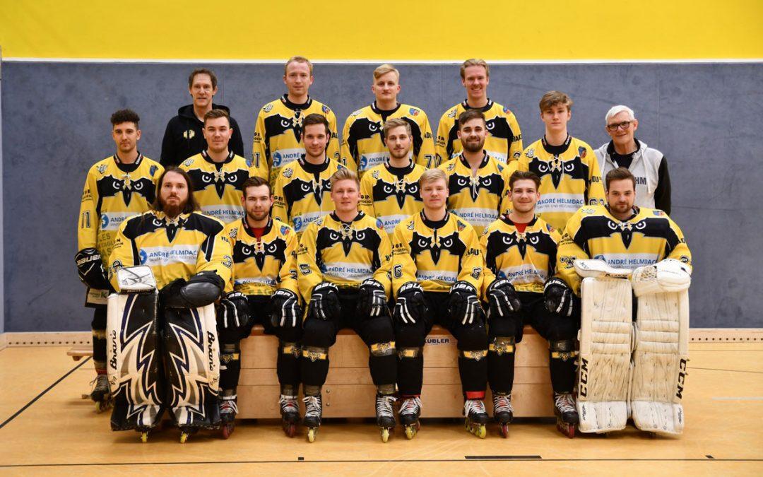 Eagles nehmen den Spielbetrieb wieder auf. Bundesligateams starten beim ISHD Masters.