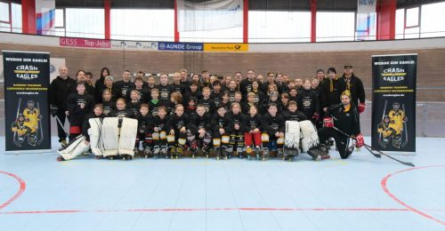 crash eagles youngsters Camp